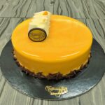 Torta Sette Veli Pistacchio