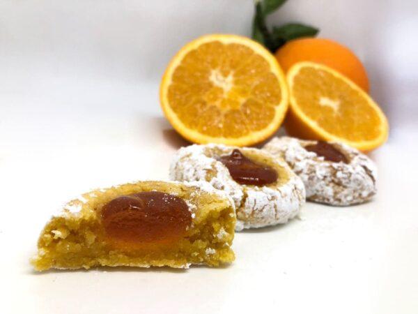 fior di mandorla arancia
