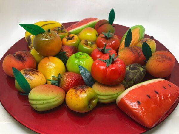 frutta martorana o di marzapane frisenda
