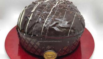 panettone pera cioccolato frisenda