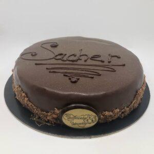 Torta Sacher al cioccolato