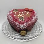 Pan Cuore al pistacchio – Dolce idea regalo San Valentino – Festa della donna