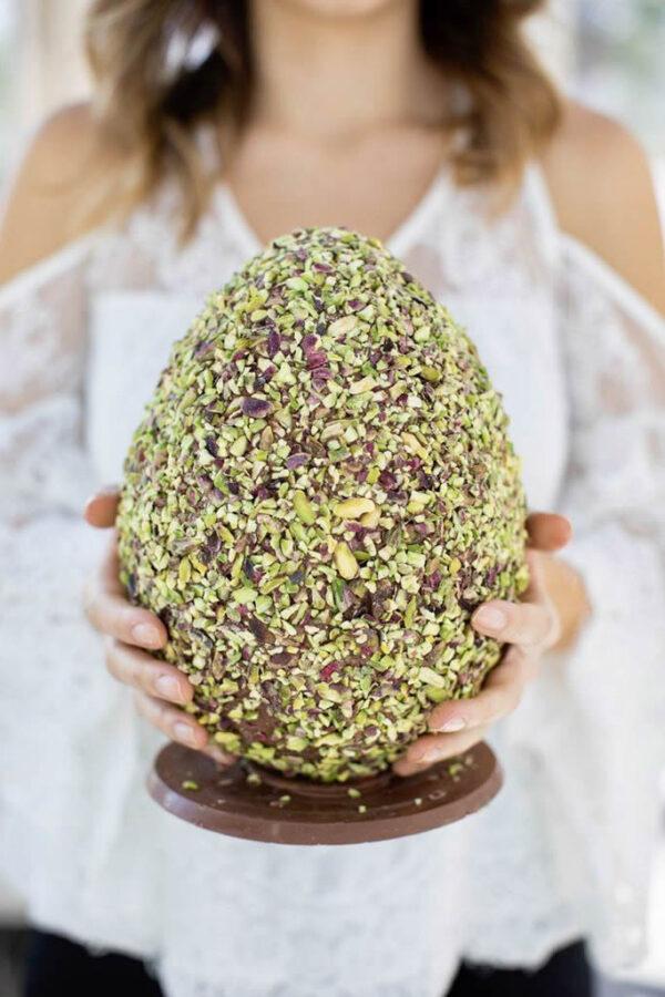 Uovo di Pasqua Artigianale Frisenda
