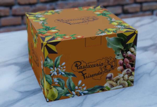 scatola box frisenda sicilia