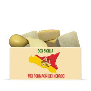 box formaggi sicilia